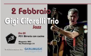 Gigi Cifarelli Trio live