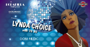 Lynda Choice live