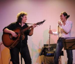 Paros Duo Live