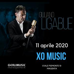 Giuliano Ligabue live