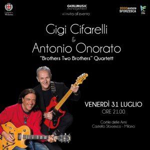 Gigi Cifarelli & Antonio Onorato