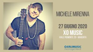 Michele Mirenna live
